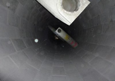 Rotary Kiln Refractory Project