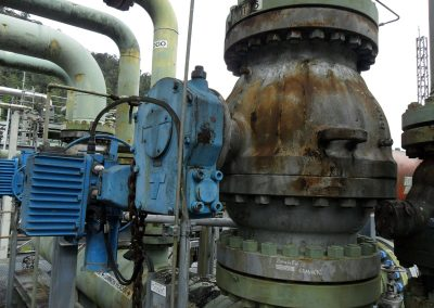 High Pressure Field & Boundary Block Valve Replacement and Piping Renewal